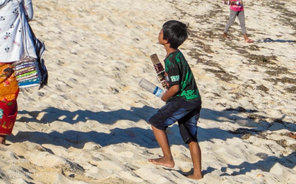 Mafia branzoletkowa na wyspie Lombok