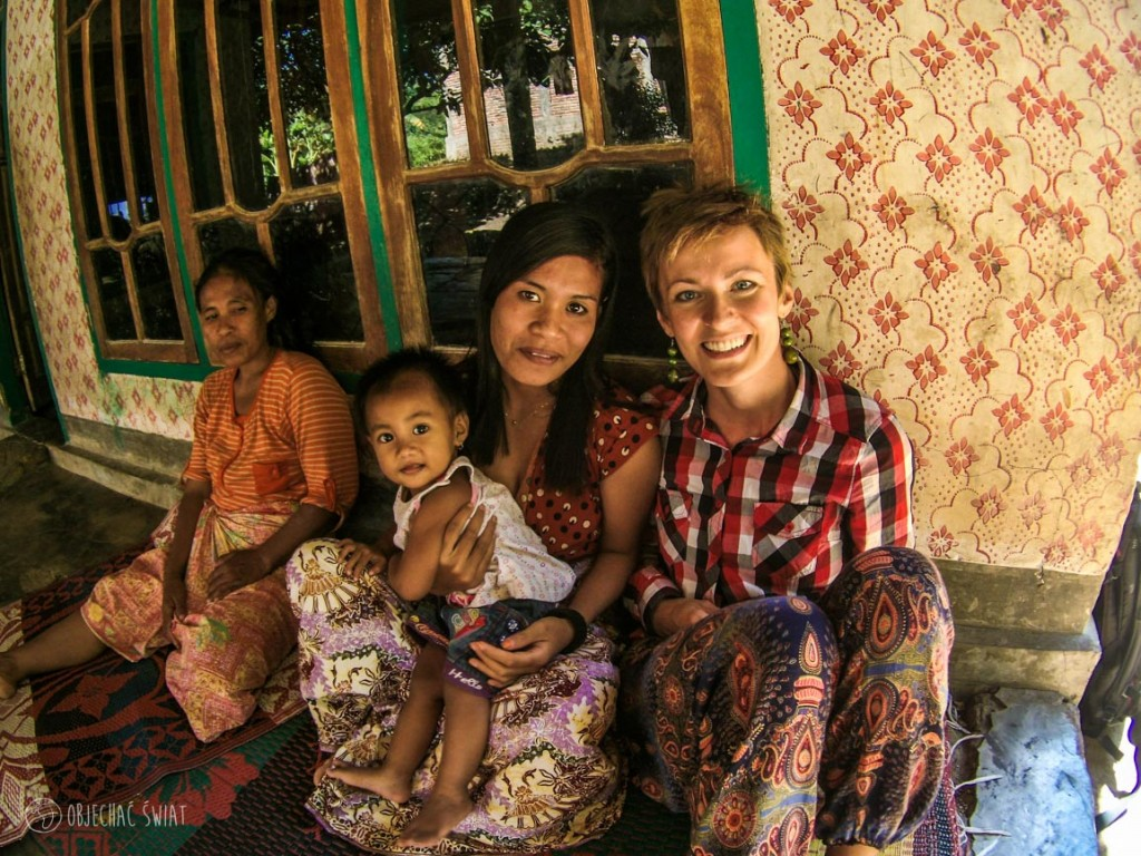 Ludność na Lomboku