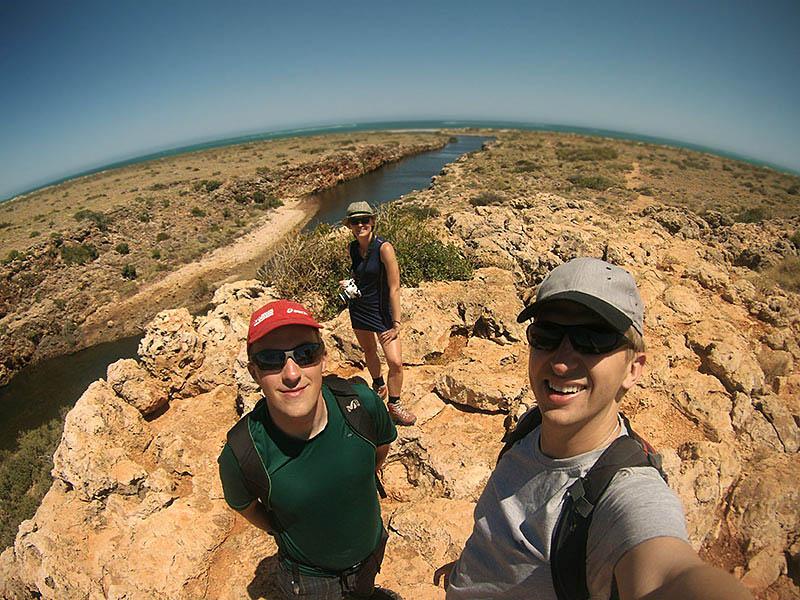 Kalbarri <br> Wielki Kanion Australii