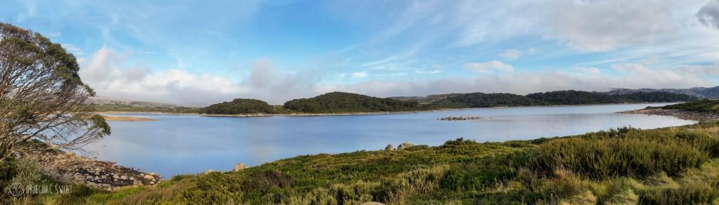 jezioro panorama
