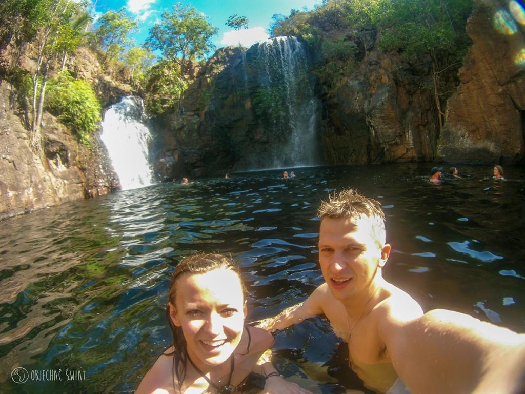 Florence Falls, Park Litchfield