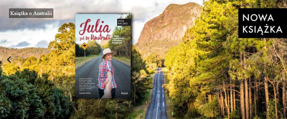 Gdzie jest Julia? | Książka o Australii