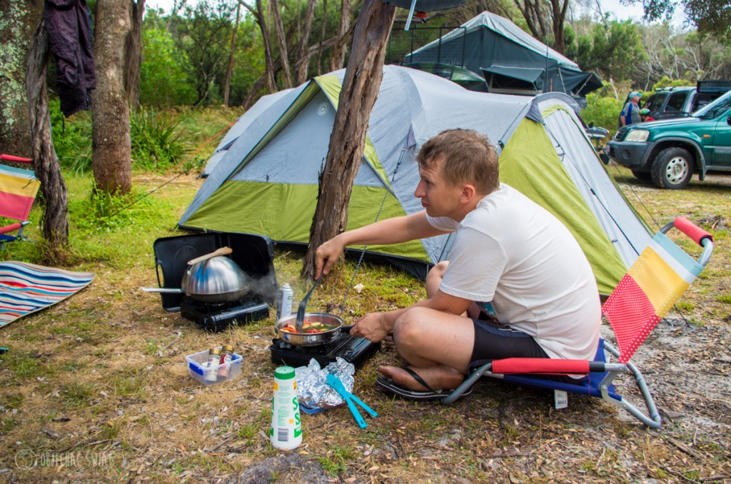 Co zabrać na kemping w Australii