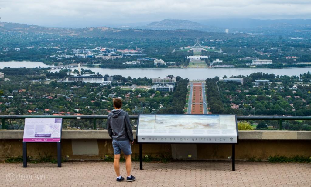 Canberra – przypadkowa stolica