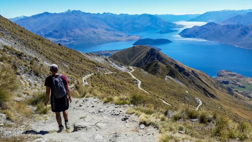 Za siedmioma górami.. | Nowa Zelandia