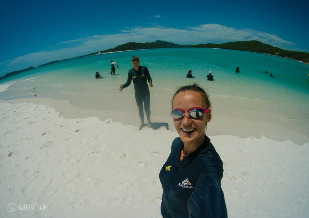 WhitSunday | Najpiękniejsza plaża Australii